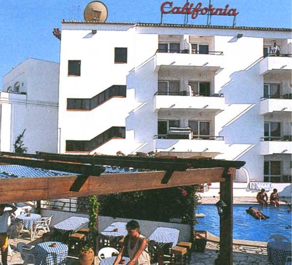 California Urban Beach Hotel, slika 1